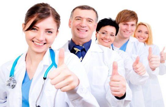 equipo médico diabetes