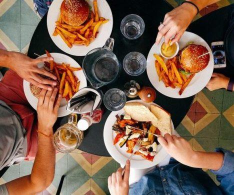 errores de cena saludable j