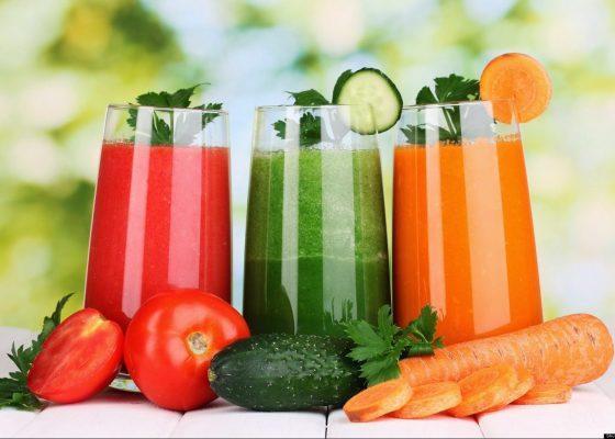 jugos detox organismo