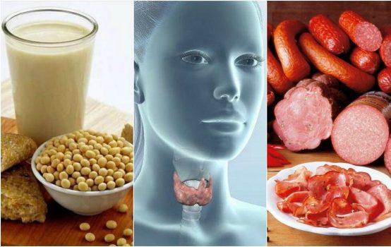 alimentacion hipotiroidismo