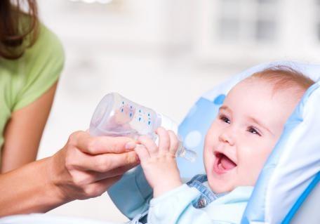 hidratado bebé