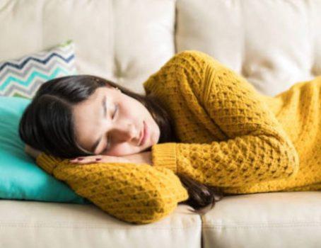 tomar una siesta