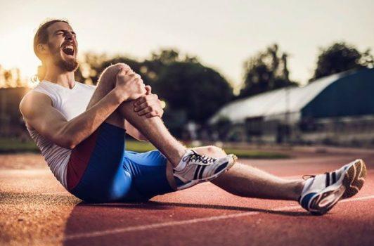 calentar antes de deportee